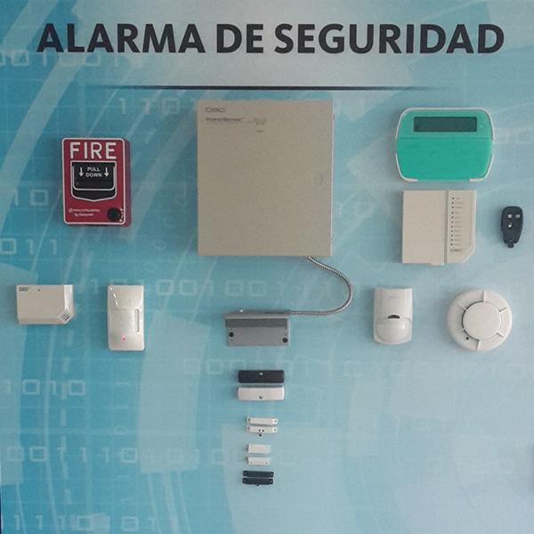 Alarmas de Seguridad